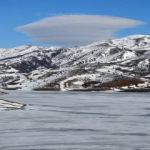 Kar, buz ve sis bulutu! Sibirya soğukları yaşanıyor