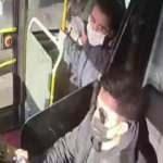 Kimliğini evinde unuttu, imdadına halk otobüsü yetişti