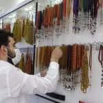30 yaşındaki girişimci Kırıkkale'de 50 metrekare dükkanda ürettiği tespihleri dünyaya satıyor!
