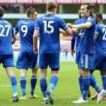 Leicester City, Aston Villa'yı yenerek zirve takibini sürdürdü