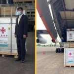 Mozambik, Çin'in ürettiği Sinopharm aşısının ilk kısmını teslim aldı