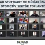 MÜSİAD'da Almanya'ya ihracat konuşuldu