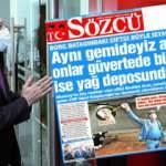 Sözcü'nün manşete taşıdığı 'borç batağındaki' çiftçi de yalan çıktı