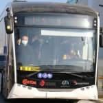 Yerli elektrikli metrobüs tek şarj ile 250 kilometre yol alıyor