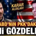 ABD'nin PKK'daki yeni gözdeleri!