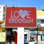 Aksaray'dan Cumhurbaşkanı Erdoğan'a destek