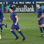 Atletico Madrid, Villarreal'i deplasmanda yendi!