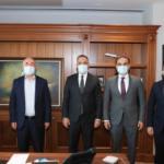 Sultangazi Belediye Başkanı Av. Abdurrahman Dursun Kanal7 Medya Grubu'nu ziyaret etti