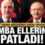 CHP neden görüntüleri polise vermedi?