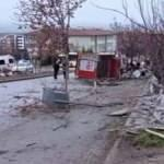 Eskişehir'de servis minibüsüyle itfaiye çarpıştı: 1 ölü, 11 yaralı