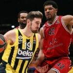 Fenerbahçe Beko, İtalya'dan zaferle dönüyor