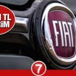 Fiat 71 bin TL indirim kampanyası için Mart ayı son! 2021 Fiat Doblo Egea 500 fiyat listesi