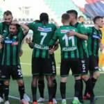 Gol düellosunda kazanan Denizlispor!