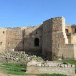 Harran Sarayı'nın 9 asırlık tarihi köprüsü