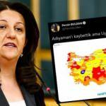 HDP'li Pervin Buldan Kovid-19 risk haritasında algı yapmaya kalkıştı, cevabını aldı