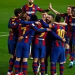 İspanya Kral Kupası'nda ilk finalist Barcelona