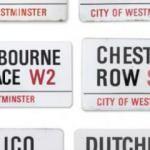 Londra'daki Abbey Road caddesine ait tabela 37 bin sterline satıldı