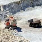 Maden sektörü iki ayda 769 milyon dolarlık ihracat yaptı