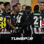 Malatyaspor Beşiktaş maçı BeIN Sports geniş özeti ve golleri! | Kara Kartal Atiba'yla güldü!