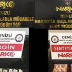 Sokak satıcılarına narkotik darbesi: 32 gözaltı