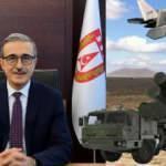 Son dakika haberi: SSB Başkanı Demir'den ABD'ye: Bizi etkilemedi