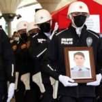 TBMM Başkanı Şentop, vefat eden polis memuru Sema Şeker'in cenaze törenine katıldı