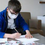 İzmir'de 14 yaşındaki otizmli Ali Kerem'in tek hayali var: Başarılı bir mimar olmak!