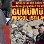 Papa'yı Irak'ta izlerken…