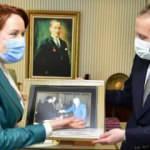 Akşener, Fatih Erbakan ile görüştü