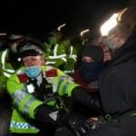 Anma törenine polisin müdahalesi tepki topladı