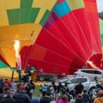 Avustralya'da Kanberra Balon Festivali başladı