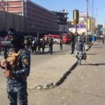 Bağdat'ta çöp konteynerinde el bombası patladı: 8 yaralı