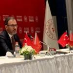 Bakan Kasapoğlu: Stat zeminleriyle ilgili yaptırım olacak!
