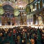 300 yıllık Mi'râciye geleneği Ayasofya'da yaşatıldı
