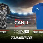 Göztepe Erzurumspor maçı canlı izle! | BeIN Sports Göztepe Erzurum maçı canlı skor takip