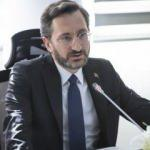 İletişim Başkanı Altun'dan sağlık çalışanlarına mektup