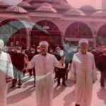 İmamların vatandaşlarla birlikte okuduğu İstiklal Marşı büyük beğeni topladı