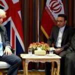 İran Cumhurbaşkanı Ruhani, İngiltere Başbakanı Johnson ile nükleer anlaşmayı görüştü