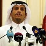 Katar Dışişleri Bakanı'ndan kritik Türkiye açıklaması!