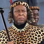 Zulu Kralı hayatını kaybetti