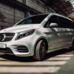 Mercedes'in V-Serisi Türkiye'de! İşte fiyatı ve özellikleri