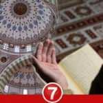 Miraç Kandilinde okunacak dualar nelerdir? Kandil gecesinde çekilecek salavatlar...