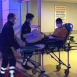 Oto yıkamacıda silahlı kavga: 2 yaralı