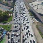 Otomobil sayısı 19 yılda üçe katladı