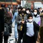Sıcak havalar koronavirüsü unutturdu: Caddeler tıklım tıklım!
