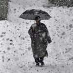 Meteoroloji uyardı: Türkiye'yi 5 gün boyunca şiddetli kar ve yağmur vuracak