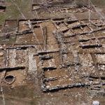 Tünel çalışmasında 2 bin yıllık yerleşim bulundu!
