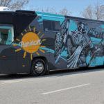 Türkiye'de bir ilk! Kadın turizmci otobüs karavan tasarladı