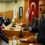AK Parti'li Turan: 6 milyon aziz, mübarek insan size Kandil'in aparatı olun diye oy vermedi