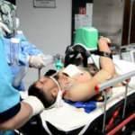 Aksaray'da bir çocuk annesi tartıştığı eşini bıçakladı